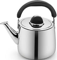 Hot Water Kettle and Pots