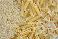 Rice and Pasta for the Nativity or Easter Feast