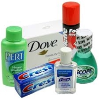 Toiletries and Hygiene Products